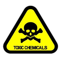 toxic-chemical sign