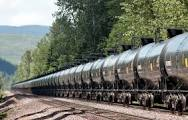 Oil train