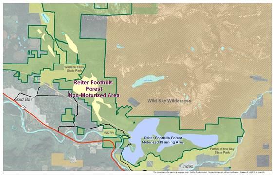 Reiter Large Map 2019
